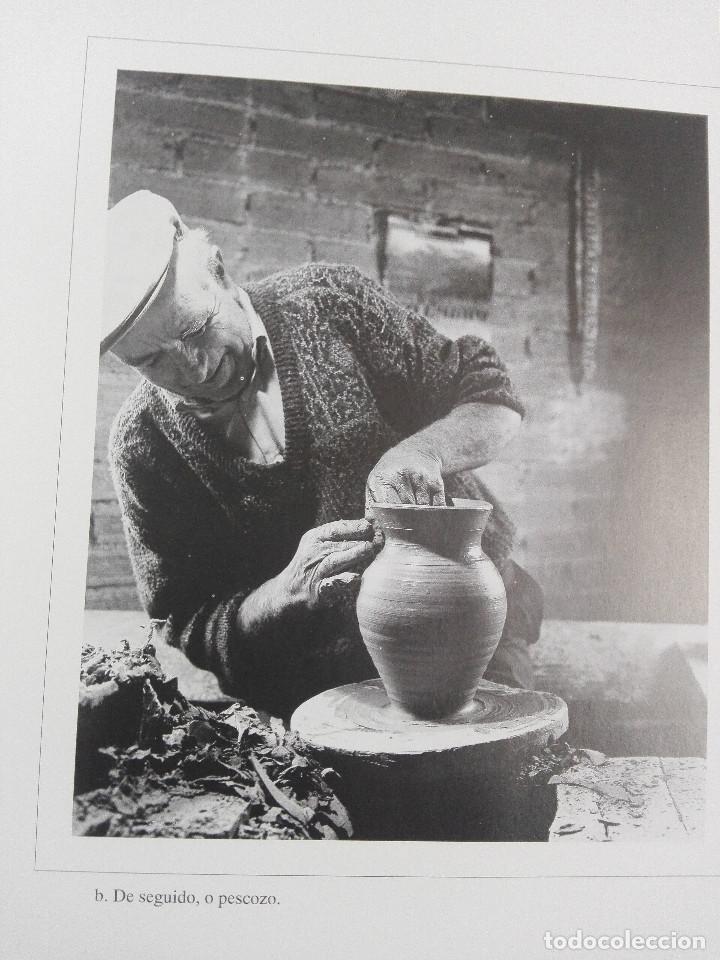 Libros: A LOUZA TRADICIONAL DE NIÑODAGUIA-DIPUTACION DE OURENSE 1995--BUEN ESTADO-VER FOTOS - Foto 4 - 183892436