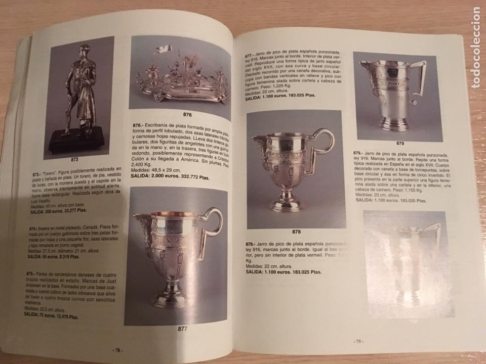 Libros: LIBRO DESUBASTAS DE ARTE DURAN - Foto 2 - 186428078