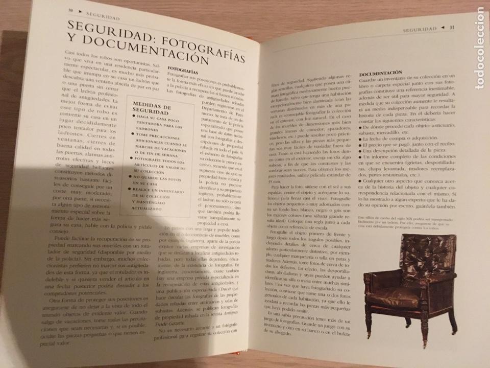 Libros: GUÍA DE MUEBLES ANTIGUOS - Foto 2 - 186428375
