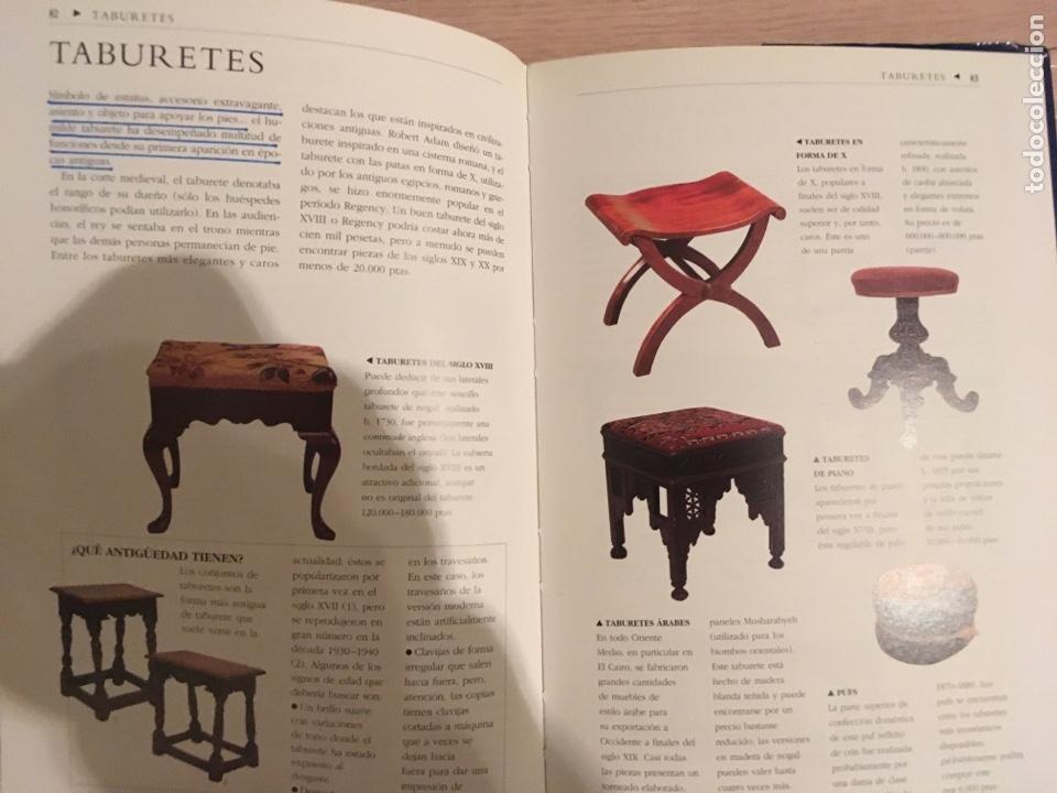 Libros: GUÍA DE MUEBLES ANTIGUOS - Foto 4 - 186428375