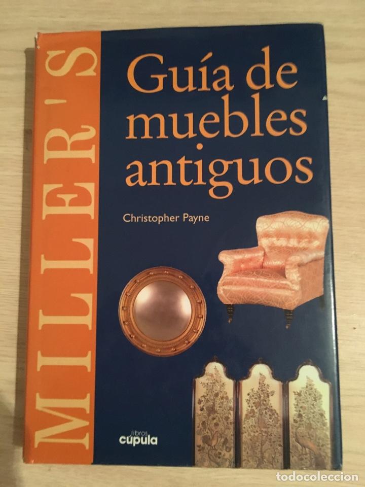GUÍA DE MUEBLES ANTIGUOS (Libros Nuevos - Bellas Artes, ocio y coleccionismo - Artesanía y Manualidades)