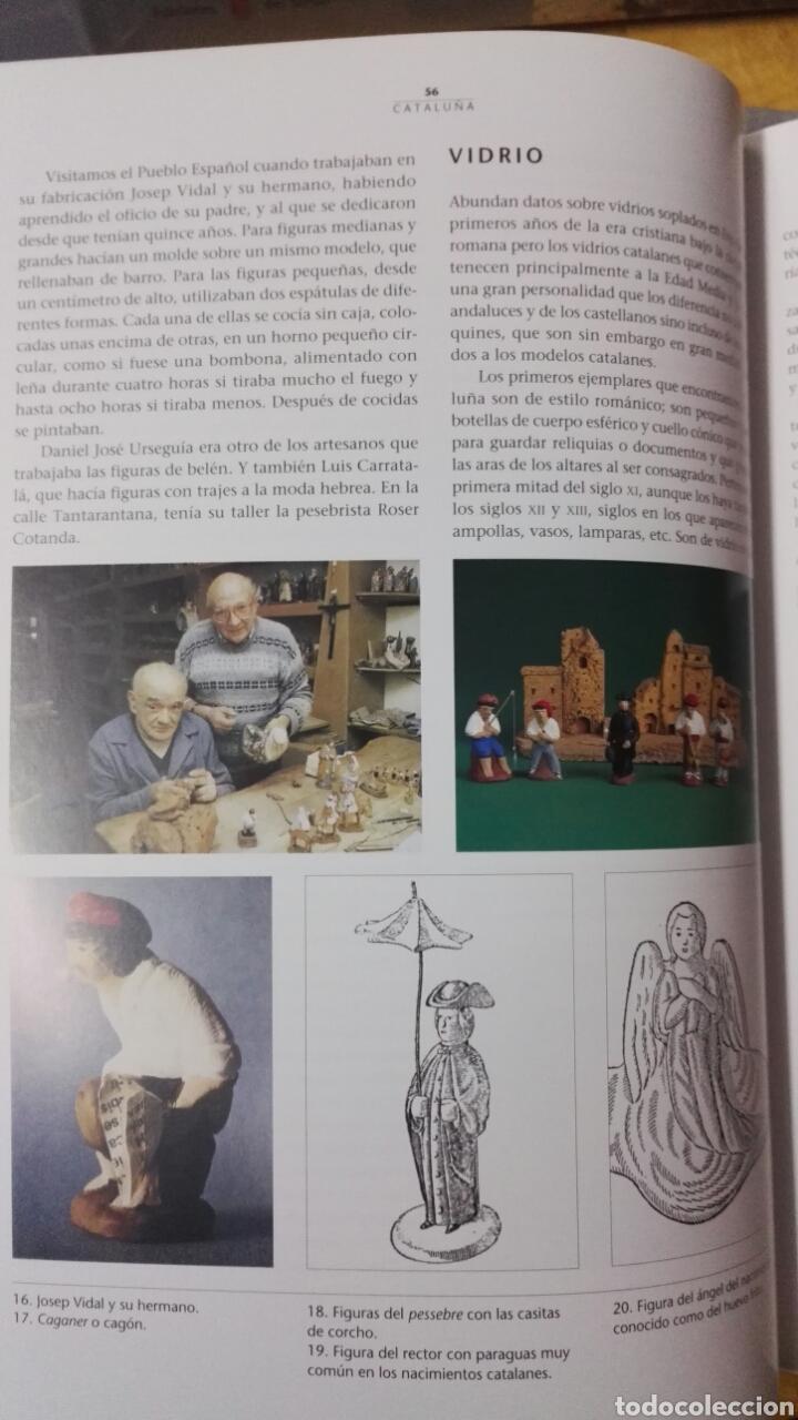 Libros: Las artesanías de España - Completo 5 volúmenes - Foto 7 - 188249425