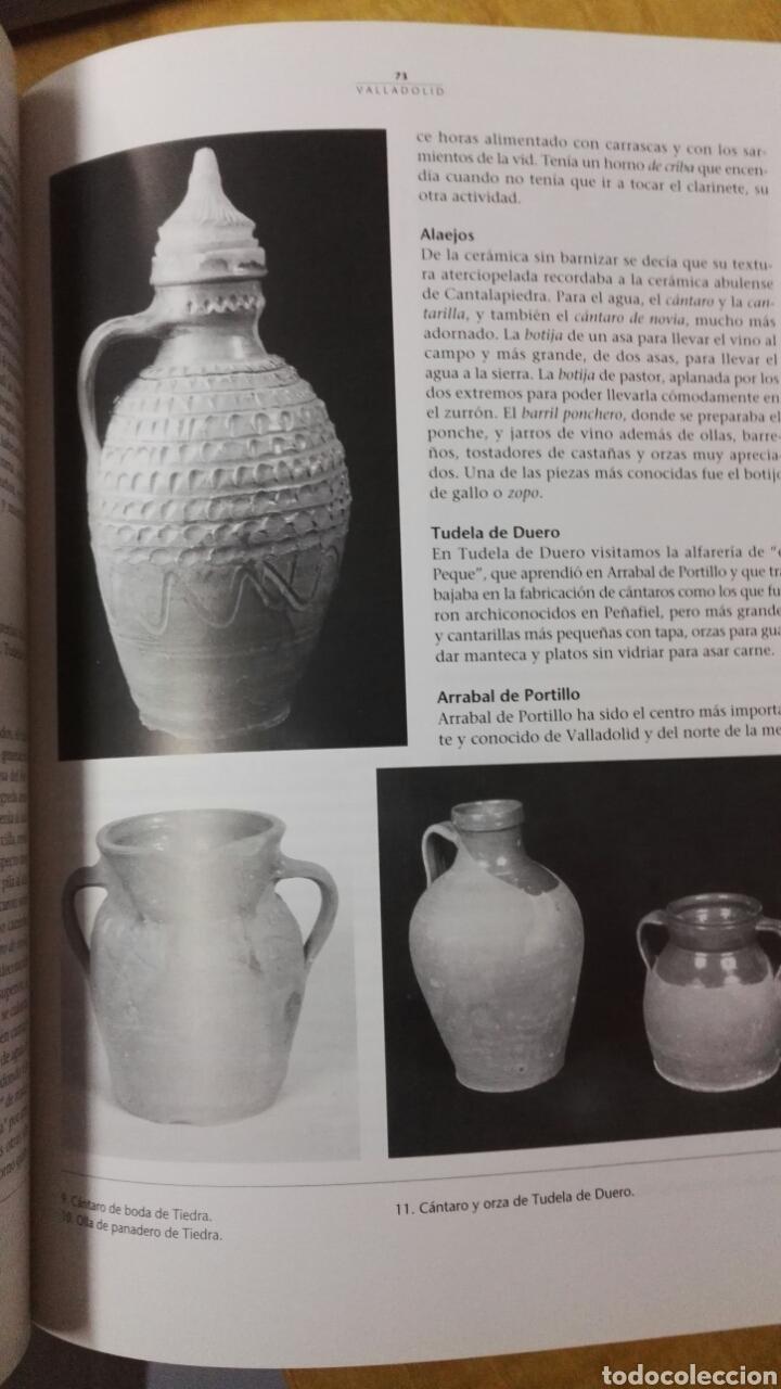 Libros: Las artesanías de España - Completo 5 volúmenes - Foto 8 - 188249425