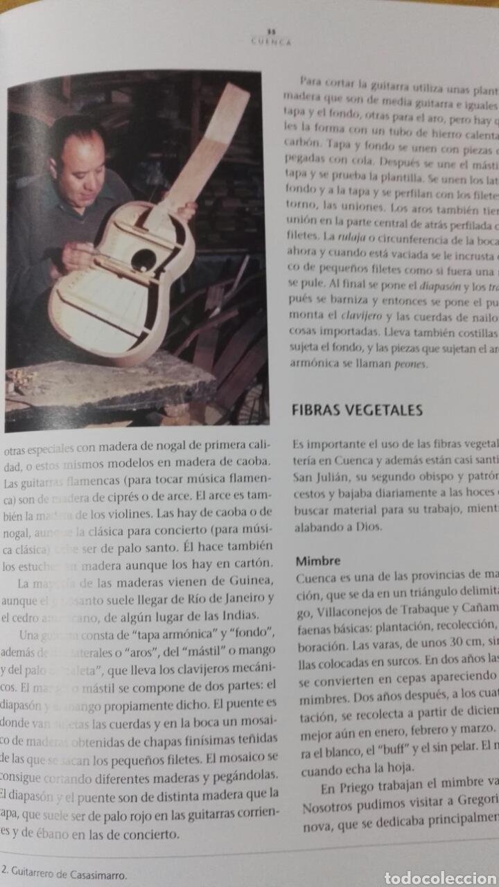 Libros: Las artesanías de España - Completo 5 volúmenes - Foto 9 - 188249425