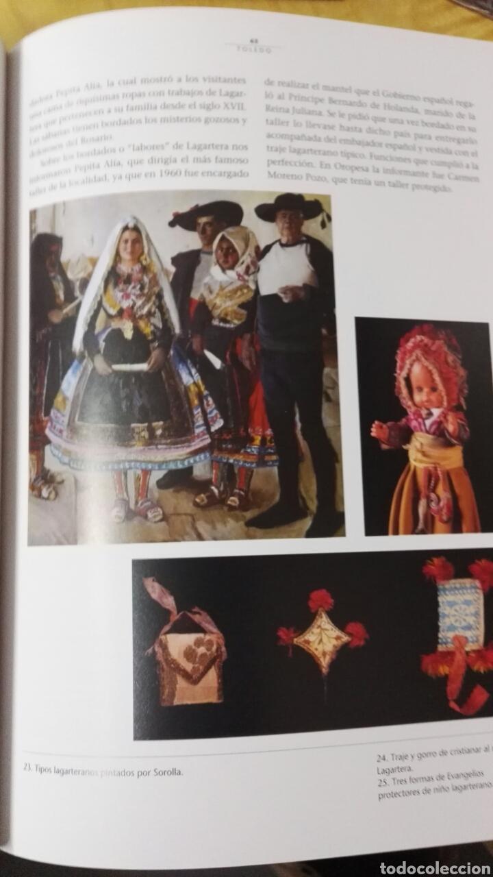 Libros: Las artesanías de España - Completo 5 volúmenes - Foto 10 - 188249425