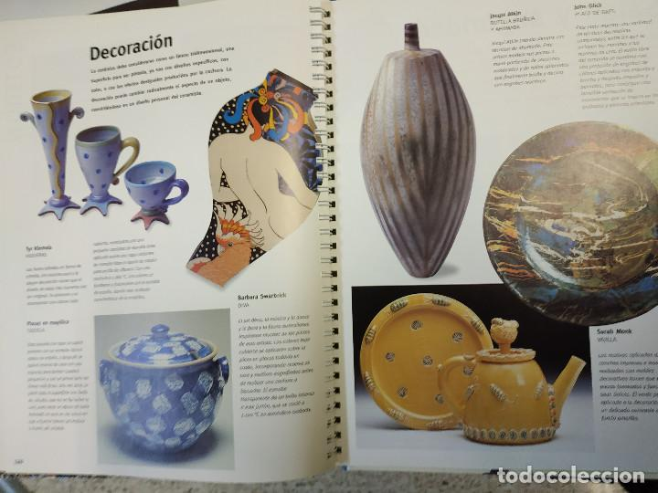 Libros: Cerámica - Steve Mattison - 2 libros en uno- Acento Ed. - Foto 3 - 191979008