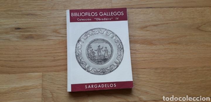 BIBLIOFILOS GALLEGOS,IV, SARGADELOS, JOSE FILGUEIRA VALVERDE, (Libros Nuevos - Bellas Artes, ocio y coleccionismo - Artesanía y Manualidades)