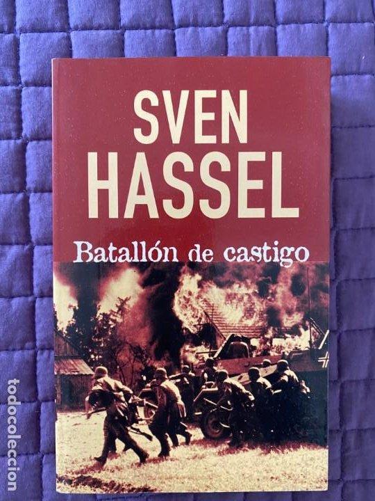 BATALLON DE CASTIGO DE SVEN HASSEL (Libros Nuevos - Bellas Artes, ocio y coleccionismo - Artesanía y Manualidades)