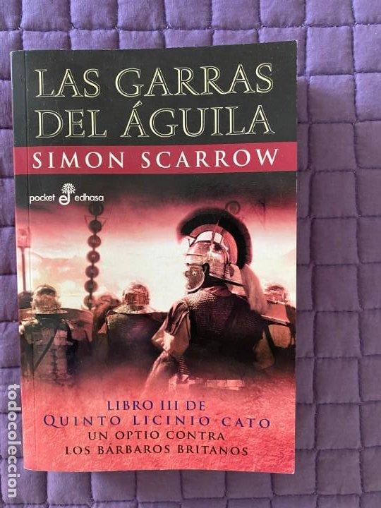 LAS GARRAS DEL AGUILA DE SIMON SCARROW (Libros Nuevos - Bellas Artes, ocio y coleccionismo - Artesanía y Manualidades)