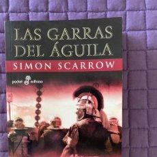 Libros: LAS GARRAS DEL AGUILA DE SIMON SCARROW. Lote 196771310