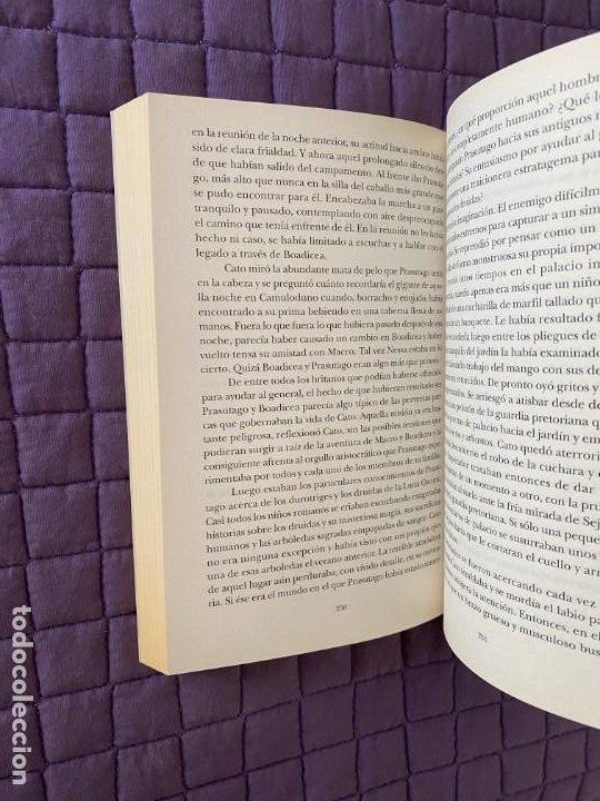 Libros: LAS GARRAS DEL AGUILA DE SIMON SCARROW - Foto 3 - 196771310