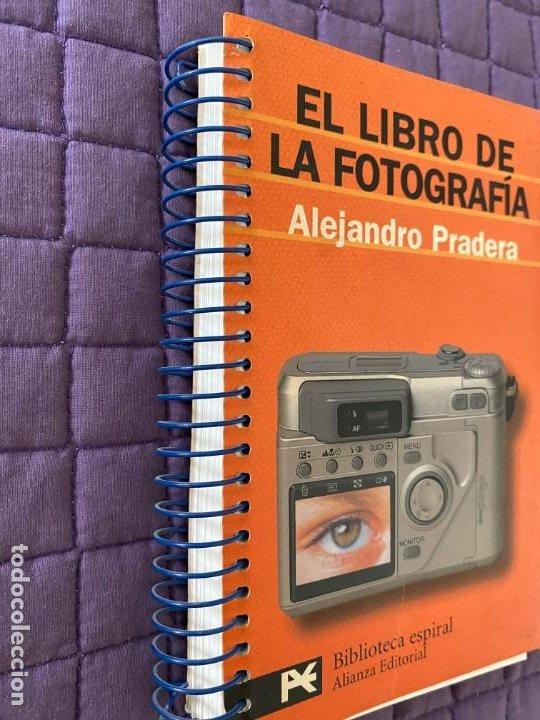 Libros: EL LIBRO DE FOTOGRAFIA POR ALEJANDRO PRADERA - Foto 2 - 196775970