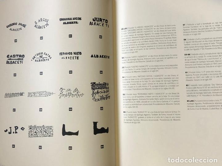 Libros: LIBRO CUCHILLOS Y NAVAJAS ANTIGUOS. GUÍA DEL COLECCIONISTA. José B. Ruiz. - Foto 5 - 254095050