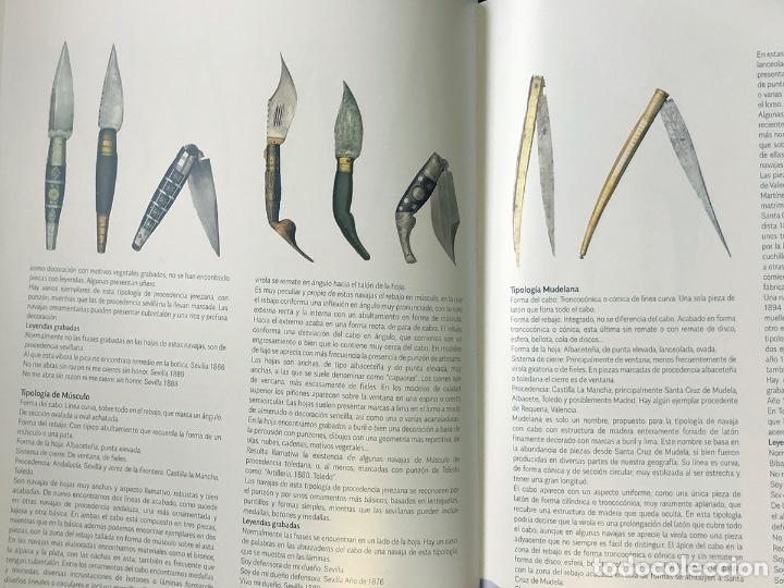 Libros: LIBRO CUCHILLOS Y NAVAJAS ANTIGUOS. GUÍA DEL COLECCIONISTA. José B. Ruiz. - Foto 4 - 254095050