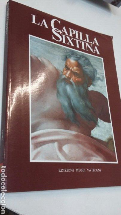 LA CAPILLA SIXSTINA (Libros Nuevos - Bellas Artes, ocio y coleccionismo - Artesanía y Manualidades)