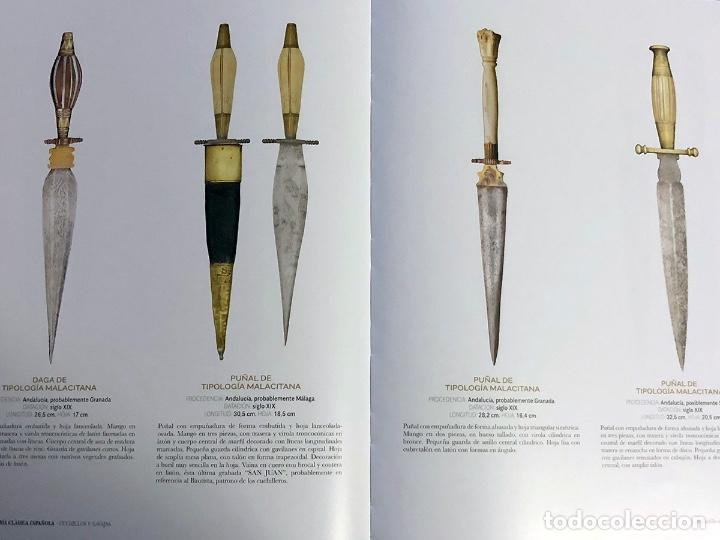 Libros: LIBRO CUCHILLOS Y NAVAJAS ANTIGUOS. GUÍA DEL COLECCIONISTA. José B. Ruiz. - Foto 3 - 199583746