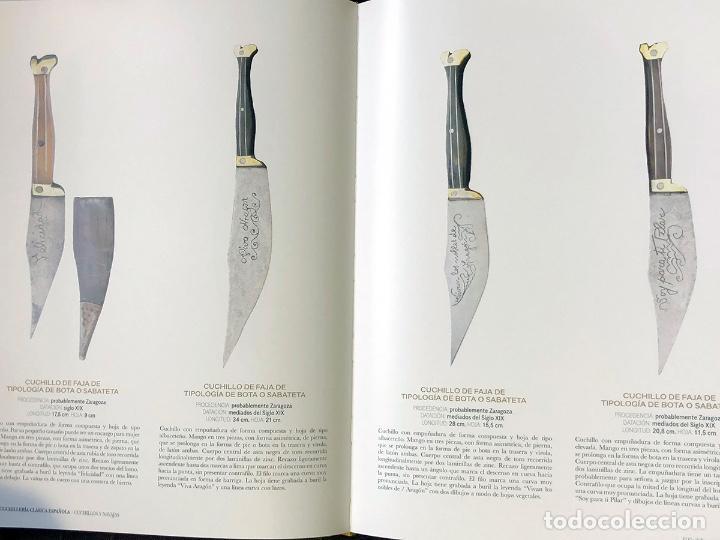 Libros: LIBRO CUCHILLOS Y NAVAJAS ANTIGUOS. GUÍA DEL COLECCIONISTA. José B. Ruiz. - Foto 10 - 199583746