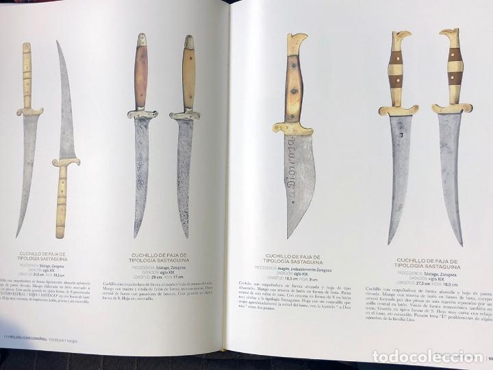 Libros: LIBRO CUCHILLOS Y NAVAJAS ANTIGUOS. GUÍA DEL COLECCIONISTA. José B. Ruiz. - Foto 11 - 199583746