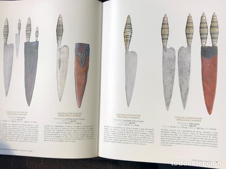 Libros: LIBRO CUCHILLOS Y NAVAJAS ANTIGUOS. GUÍA DEL COLECCIONISTA. José B. Ruiz. - Foto 12 - 199583746