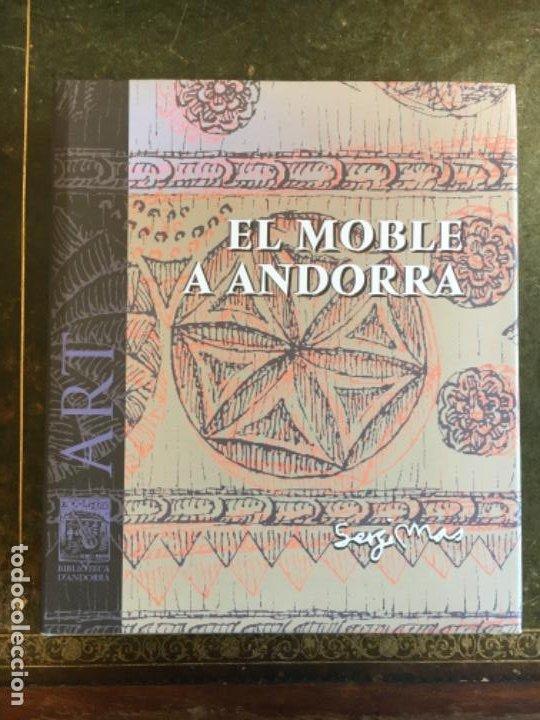 EL MOBLE A ANDORRA DE SERGI MAS (Libros Nuevos - Bellas Artes, ocio y coleccionismo - Artesanía y Manualidades)