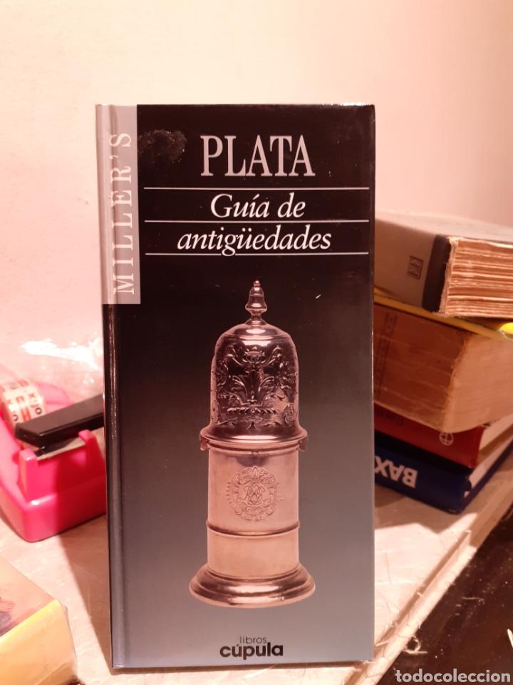 GUÍA DE ANTIGÜEDADES PLATA (Libros Nuevos - Bellas Artes, ocio y coleccionismo - Artesanía y Manualidades)