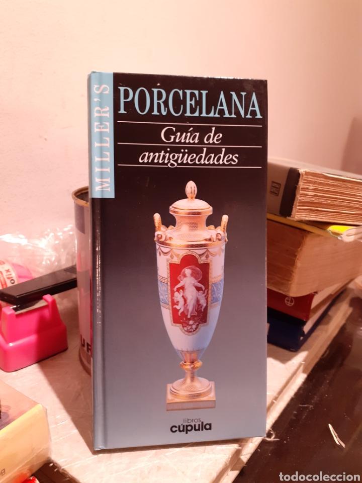 GUÍA DE ANTIGÜEDADES PORCELANA (Libros Nuevos - Bellas Artes, ocio y coleccionismo - Artesanía y Manualidades)