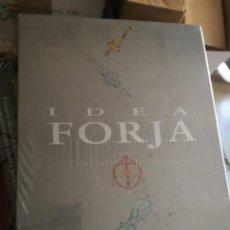 Libros: IDEA FORJA - 4 TOMOS. Lote 204694021