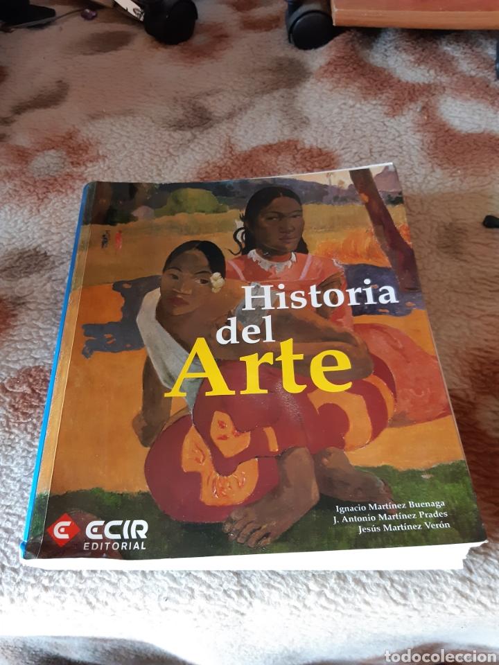 HISTORIA DEL ARTE IGNACIO MARTÍNEZ BUENAGA J. ANTONIO MARTÍNEZ PRADES (Libros Nuevos - Bellas Artes, ocio y coleccionismo - Artesanía y Manualidades)
