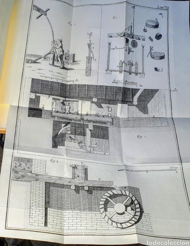 Libros: ARTE DE CONVERTIR EL COBRE EN LATON POR MEDIO DE LA PIEDRA - Foto 9 - 212430806