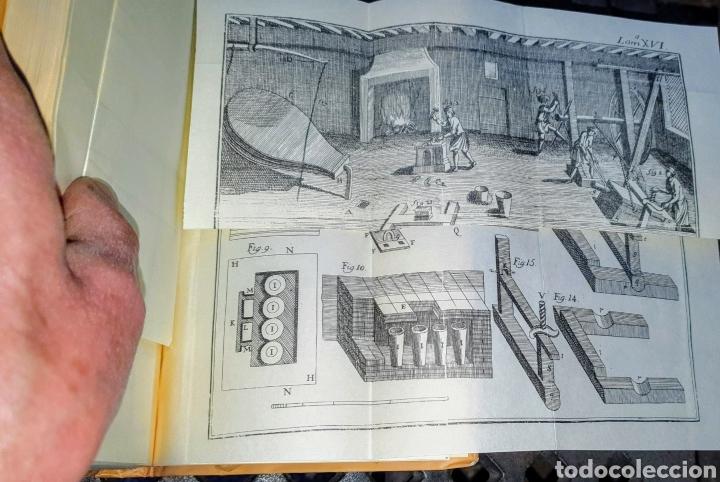 Libros: ARTE DE CONVERTIR EL COBRE EN LATON POR MEDIO DE LA PIEDRA - Foto 13 - 212430806