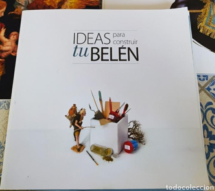 IDEAS PARA CONSTRUIR TU BELEN (Libros Nuevos - Bellas Artes, ocio y coleccionismo - Artesanía y Manualidades)
