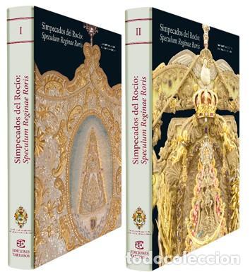 SIMPECADOS DEL ROCÍO. SPECULUM REGINAE RORIS. EDICIONES TARTESSOS. (Libros Nuevos - Bellas Artes, ocio y coleccionismo - Artesanía y Manualidades)