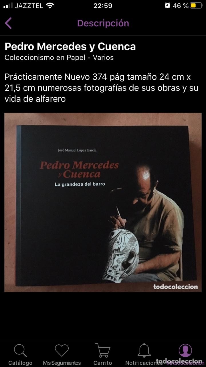 PEDRO MERCEDES (Libros Nuevos - Bellas Artes, ocio y coleccionismo - Artesanía y Manualidades)
