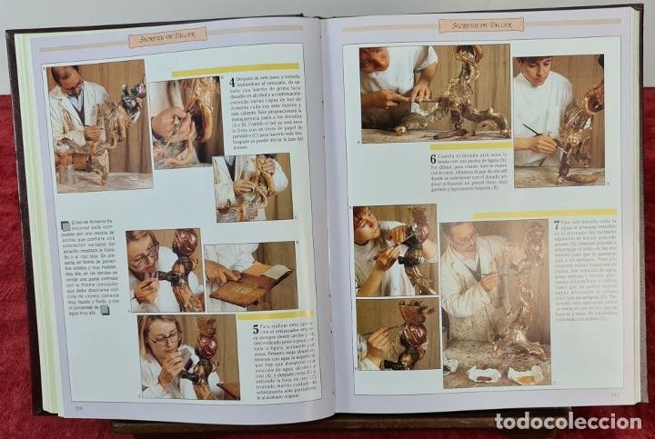 Libros: GUIA PRÁCTICA DE LAS ANTIGÜEDADES Y RESTAURACIÓN. PLANETA DE AGOSTINI. 9 VOL. 1993. - Foto 6 - 221741445