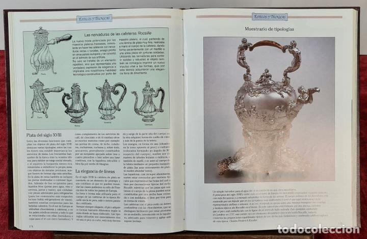 Libros: GUIA PRÁCTICA DE LAS ANTIGÜEDADES Y RESTAURACIÓN. PLANETA DE AGOSTINI. 9 VOL. 1993. - Foto 7 - 221741445