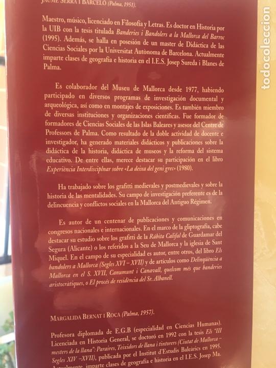 Libros: TEJIDOS EN LAS ISLAS BALEARES (SIGLOS XIII-XVIII) - Foto 2 - 222140217