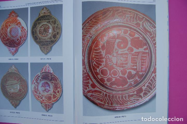 Libros: La cerámica catalana del segle XVIII trobada a la placa gran (Mataró) - Foto 3 - 223951547