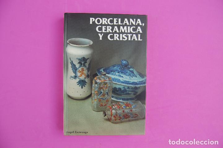 PORCELANA, CERÁMICA Y CRISTAL. DICCIONARIOS ANTIQVARIA. (Libros Nuevos - Bellas Artes, ocio y coleccionismo - Artesanía y Manualidades)