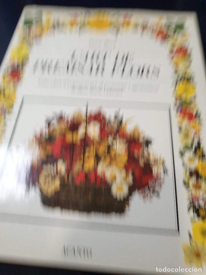 Libros: L´art de premsar flors Penny Black - Foto 2 - 242151825