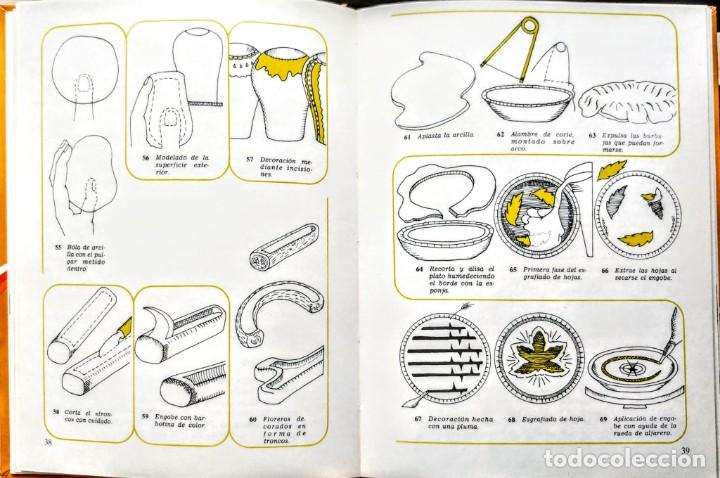 Libros: INICIACION A LA CERAMICA.HAROLD POWELL - Foto 3 - 243226470