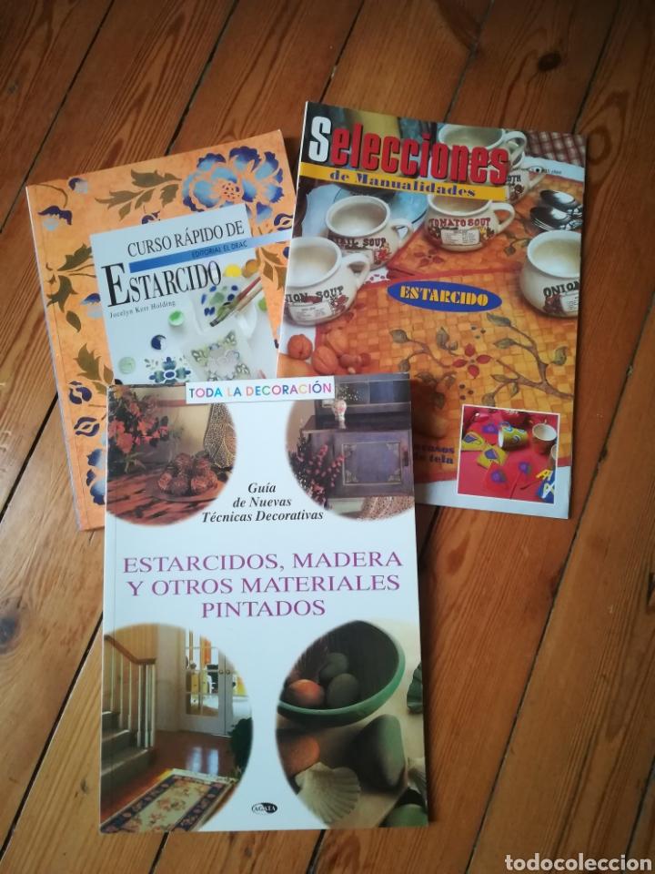 ESTARCIDO, TÉCNICAS (Libros Nuevos - Bellas Artes, ocio y coleccionismo - Artesanía y Manualidades)