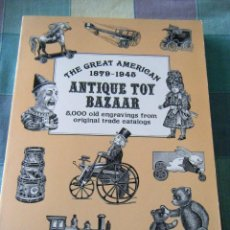 Libros: ANTIQUE TOY BAZAAR. Lote 249076410
