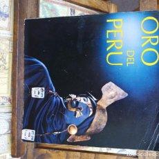 Libros: MUJICA GALLO MIGUEL. ORO DEL PERU.MUSEO ORO DEL PERU.. Lote 261360580