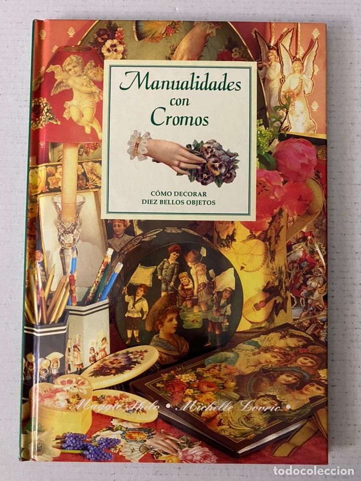 MANUALIDADES CON CROMOS - EDITORIAL ESIN (Libros Nuevos - Bellas Artes, ocio y coleccionismo - Artesanía y Manualidades)