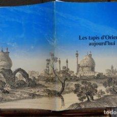 Libros: JAQUET CHRISTIAN. LES TAPIS D´ORIENT AUJOURD´HUI.. Lote 266996599