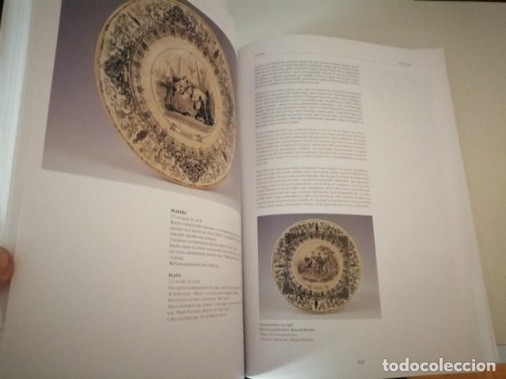 Libros: Lozas y porcelanas vascas Euskal lozak eta portzelanak Siglos XVIII-XX Mendeak Euskal museoa - Foto 3 - 267115559