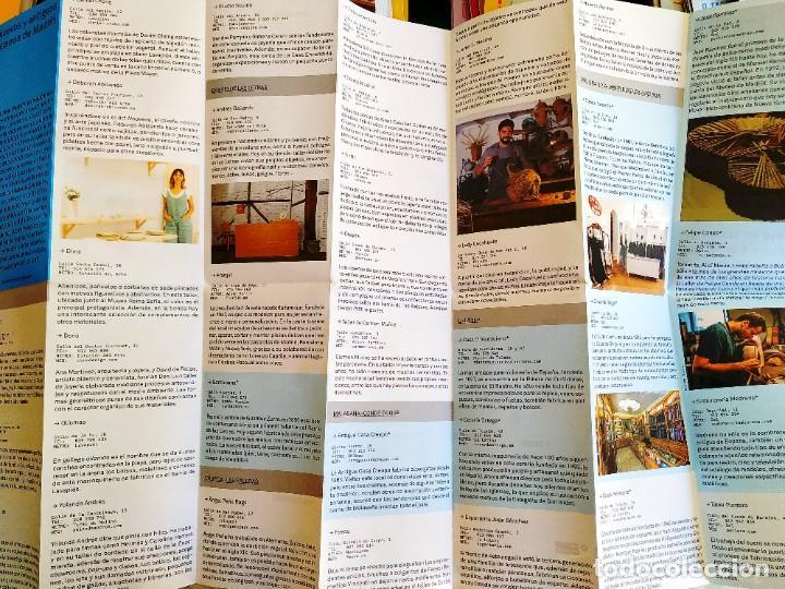Libros: NUEVOS Y ANTIGUOS ARTESANOS DE MADRID - DOBLE PLANO - NUEVO - Foto 2 - 267242949