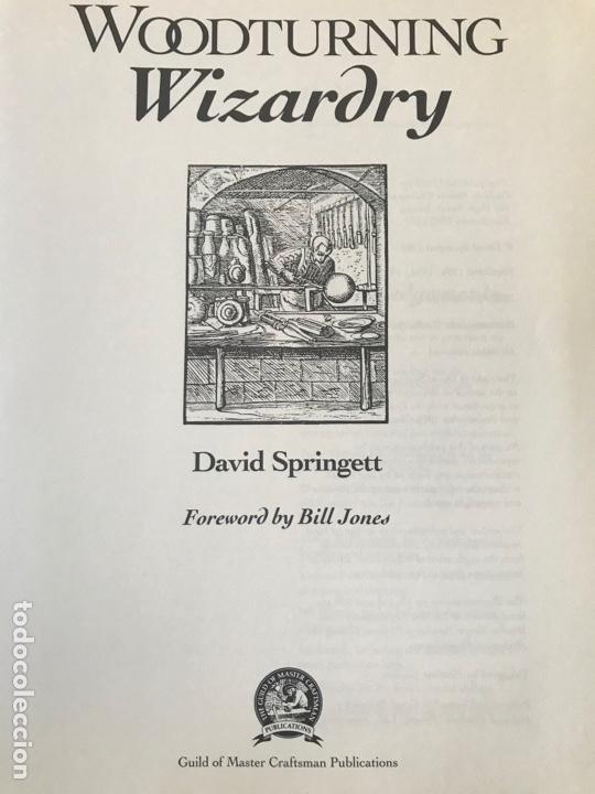 Libros: Woodturning Wizardry . - Foto 4 - 268319099