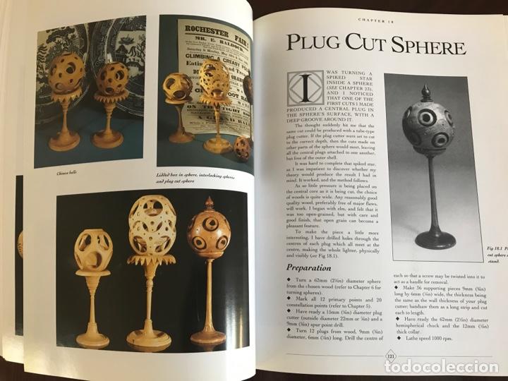 Libros: Woodturning Wizardry . - Foto 11 - 268319099
