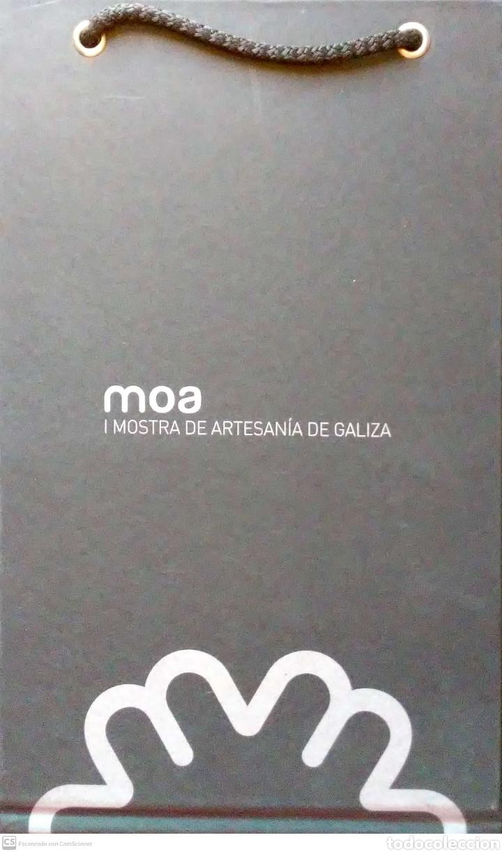 MOA.I MOSTRA DE ARTESANÍA DE GALIZA. CONSELLARÍA DE INNOVACIÓN E INDUSTRIA. 2009. NUEVO. (Libros Nuevos - Bellas Artes, ocio y coleccionismo - Artesanía y Manualidades)